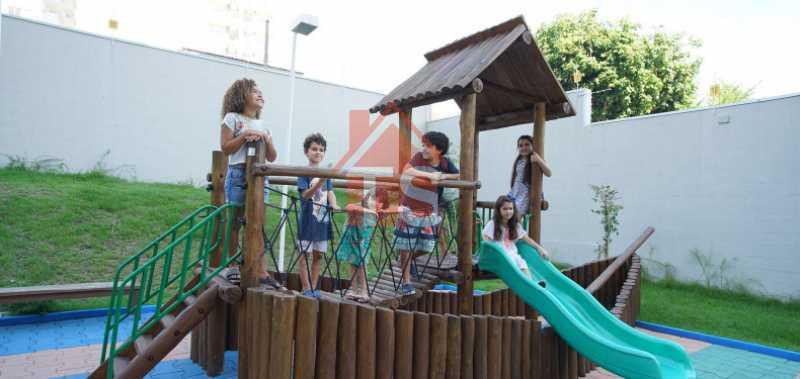 8. - Apartamento à venda Rua Piauí,Todos os Santos, Rio de Janeiro - R$ 240.000 - TSAP10019 - 15