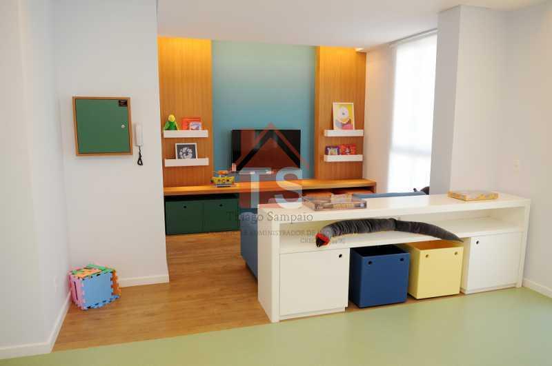 Brinquedoteca 2 1. - Apartamento à venda Rua Piauí,Todos os Santos, Rio de Janeiro - R$ 240.000 - TSAP10019 - 17