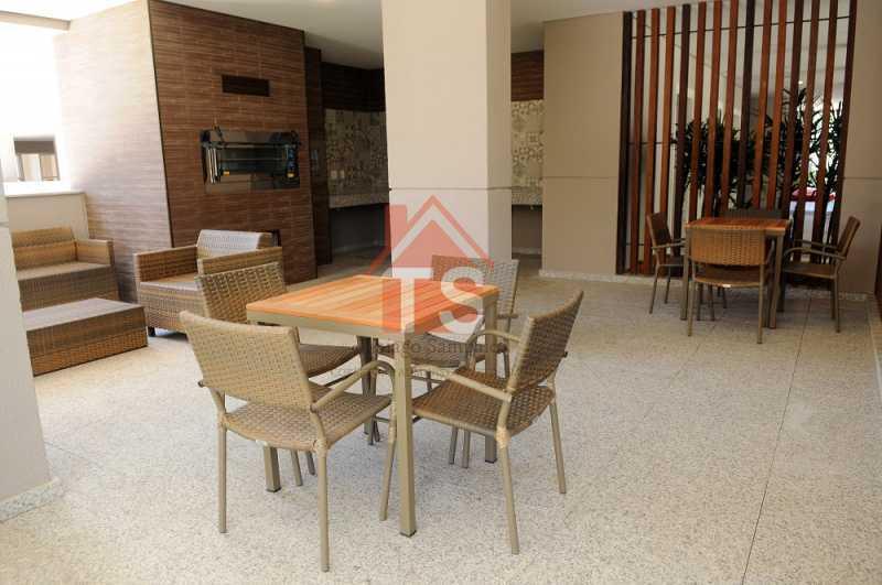Churrasqueira 2. - Apartamento à venda Rua Piauí,Todos os Santos, Rio de Janeiro - R$ 240.000 - TSAP10019 - 18