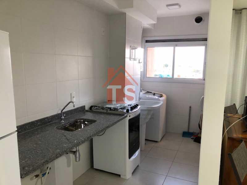 IMG_9159 - Apartamento à venda Rua Piauí,Todos os Santos, Rio de Janeiro - R$ 240.000 - TSAP10019 - 4