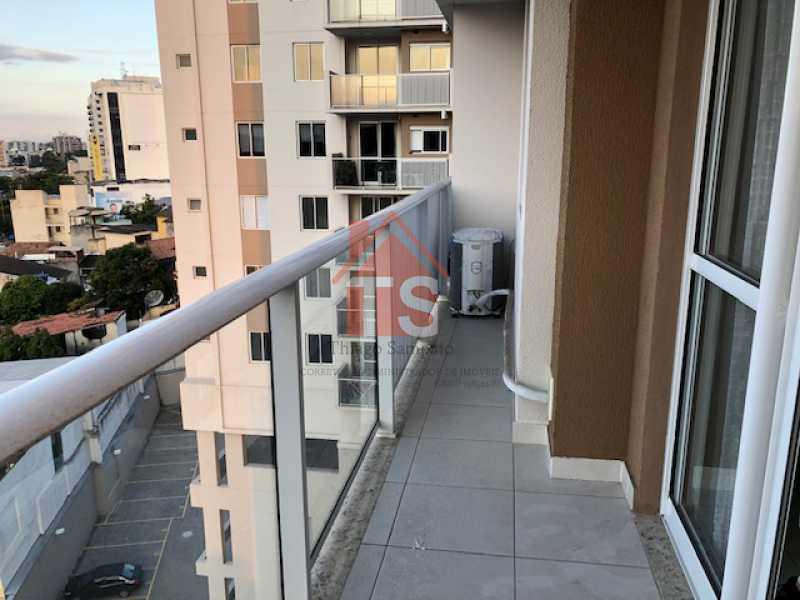 IMG_9165 - Apartamento à venda Rua Piauí,Todos os Santos, Rio de Janeiro - R$ 240.000 - TSAP10019 - 9