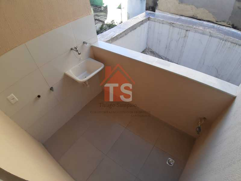 5da77a32-e96f-4886-9e38-fd093f - Apartamento à venda Rua Magalhães Correia,Higienópolis, Rio de Janeiro - R$ 159.000 - TSAP10020 - 5