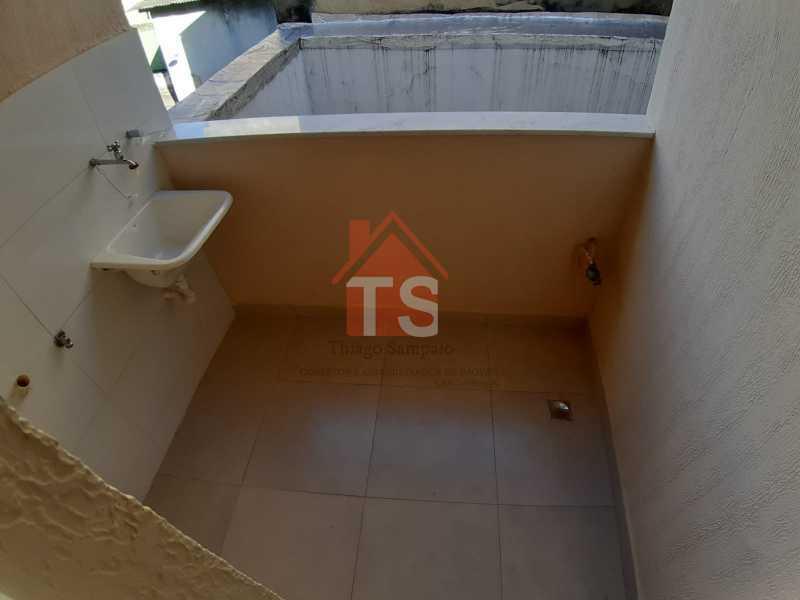 c8fc495e-6caf-4bd7-810c-c91c93 - Apartamento à venda Rua Magalhães Correia,Higienópolis, Rio de Janeiro - R$ 159.000 - TSAP10020 - 19