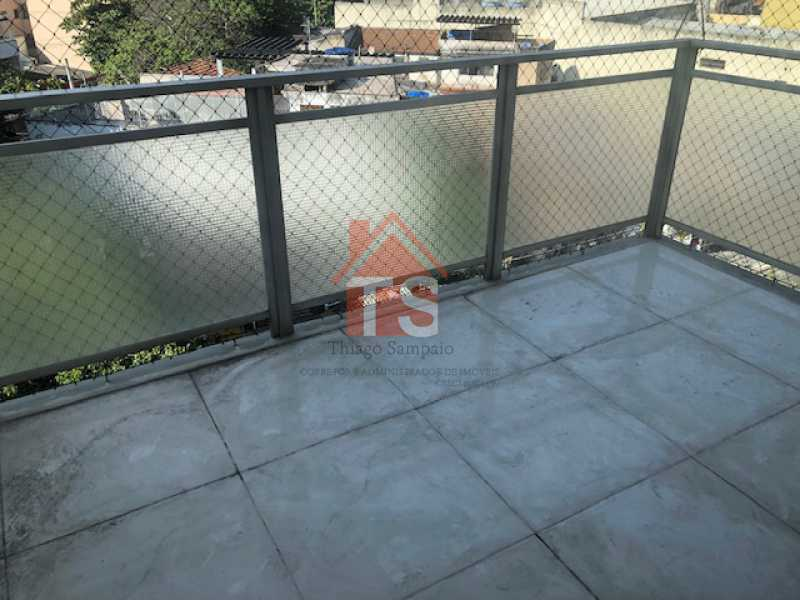 IMG_9091 - Apartamento para alugar Rua Lucidio Lago,Méier, Rio de Janeiro - R$ 1.200 - TSAP20249 - 5