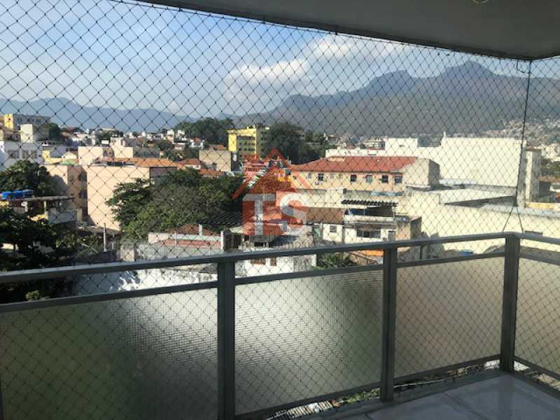 IMG_9092 - Apartamento para alugar Rua Lucidio Lago,Méier, Rio de Janeiro - R$ 1.200 - TSAP20249 - 6