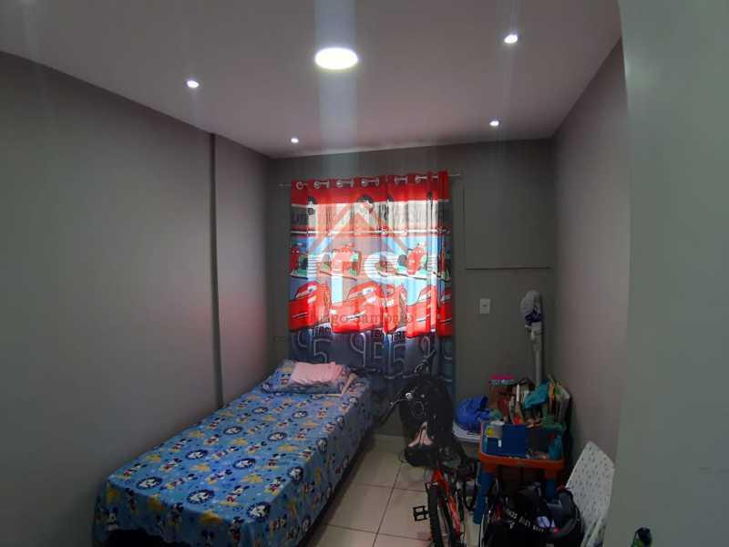 3cf53a66-8cc3-4c91-9d53-7de376 - Apartamento à venda Estrada Adhemar Bebiano,Del Castilho, Rio de Janeiro - R$ 319.000 - TSAP20250 - 4