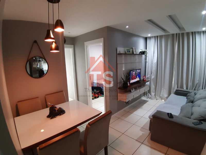 7b763641-b17d-4dd3-aa11-5bbc97 - Apartamento à venda Estrada Adhemar Bebiano,Del Castilho, Rio de Janeiro - R$ 319.000 - TSAP20250 - 1