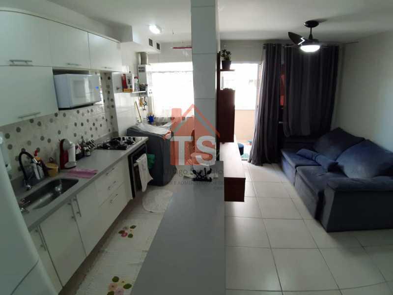 4bf73b70-182e-420e-a698-24c6d8 - Apartamento à venda Rua Cachambi,Cachambi, Rio de Janeiro - R$ 319.000 - TSAP20253 - 4