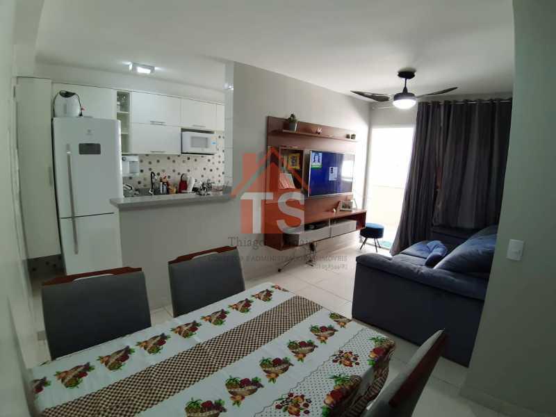 ae628ef7-9f26-43cb-b14f-da3d51 - Apartamento à venda Rua Cachambi,Cachambi, Rio de Janeiro - R$ 319.000 - TSAP20253 - 1