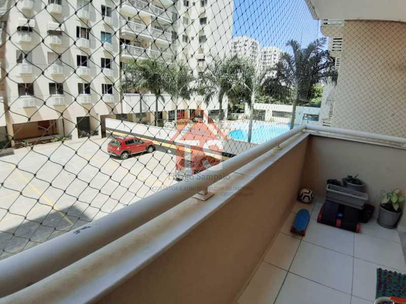 eef4c0c6-1a9b-4dcc-9bf9-f28647 - Apartamento à venda Rua Cachambi,Cachambi, Rio de Janeiro - R$ 319.000 - TSAP20253 - 18