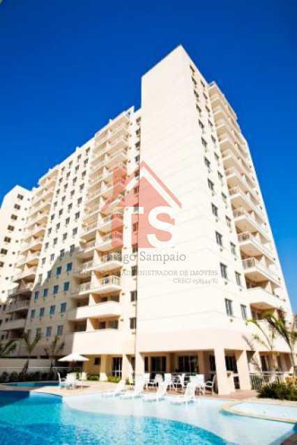 1 - Apartamento à venda Rua Cachambi,Cachambi, Rio de Janeiro - R$ 319.000 - TSAP20253 - 21