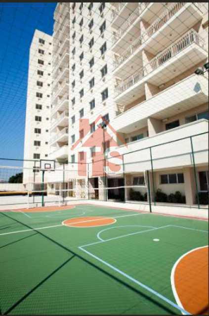 6 - Apartamento à venda Rua Cachambi,Cachambi, Rio de Janeiro - R$ 319.000 - TSAP20253 - 22