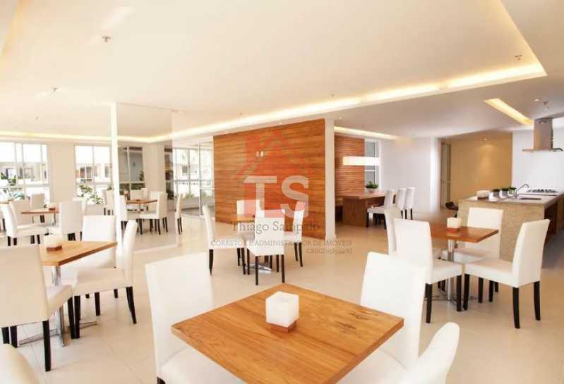 17 - Apartamento à venda Rua Cachambi,Cachambi, Rio de Janeiro - R$ 319.000 - TSAP20253 - 25