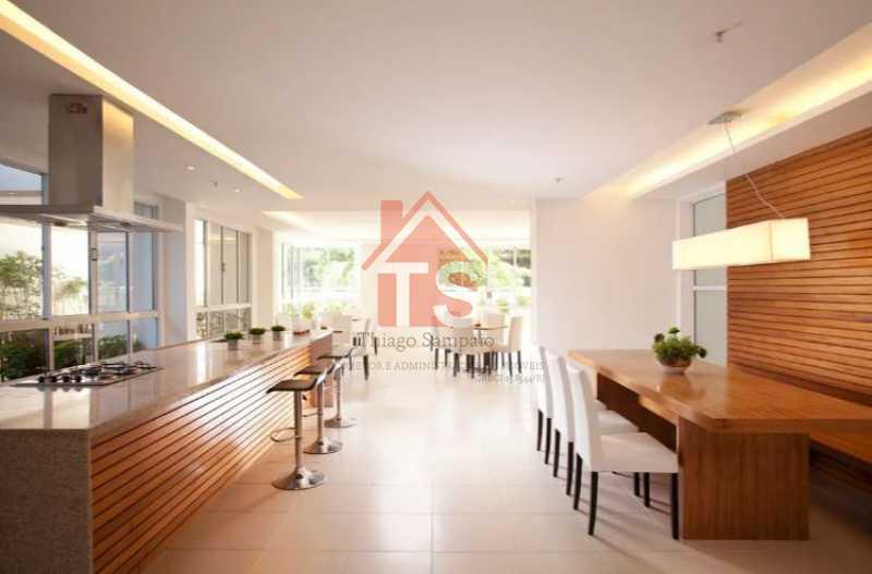 18 - Apartamento à venda Rua Cachambi,Cachambi, Rio de Janeiro - R$ 319.000 - TSAP20253 - 26