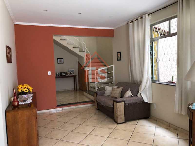 IMG_9871 - Casa à venda Rua Caetano de Almeida,Méier, Rio de Janeiro - R$ 1.350.000 - TSCA50004 - 4