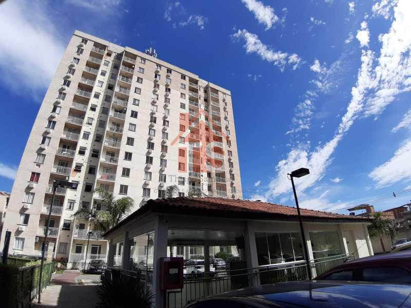 9cda406a-8d2a-42be-a631-4fa136 - Apartamento à venda Rua Henrique Scheid,Engenho de Dentro, Rio de Janeiro - R$ 259.000 - TSAP20254 - 14