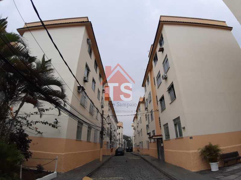 2aff6f29-624f-4fe9-944a-a70193 - Apartamento à venda Rua Arquias Cordeiro,Todos os Santos, Rio de Janeiro - R$ 159.000 - TSAP10022 - 4