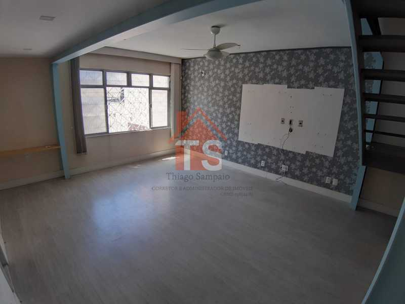 6a4ee880-00e5-46b1-bdd0-87f28e - Casa à venda Rua Lópes da Cruz,Méier, Rio de Janeiro - R$ 675.000 - TSCA40006 - 1
