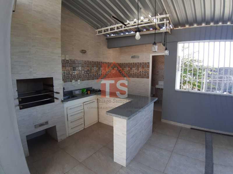 321c6a5b-3612-4d8b-b773-a989bb - Casa à venda Rua Lópes da Cruz,Méier, Rio de Janeiro - R$ 675.000 - TSCA40006 - 11