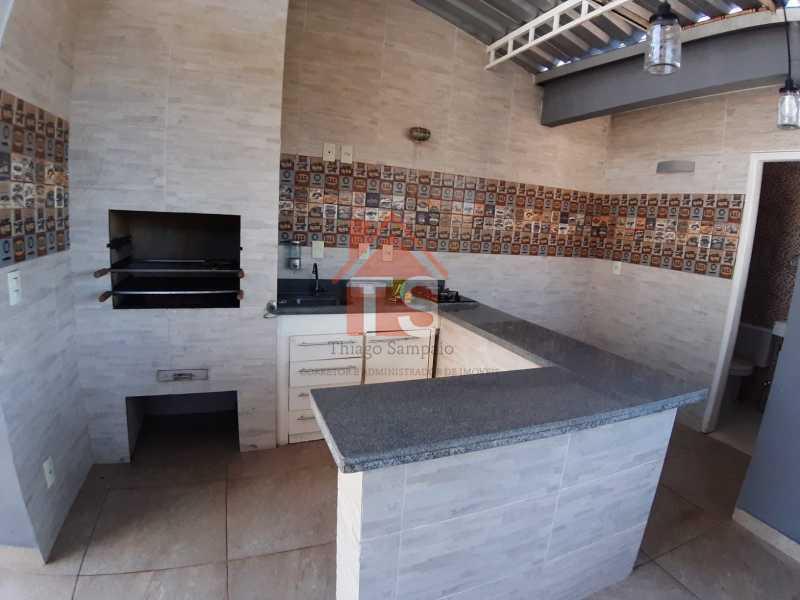 944f40ab-5a4e-467b-a192-3b8768 - Casa à venda Rua Lópes da Cruz,Méier, Rio de Janeiro - R$ 675.000 - TSCA40006 - 15
