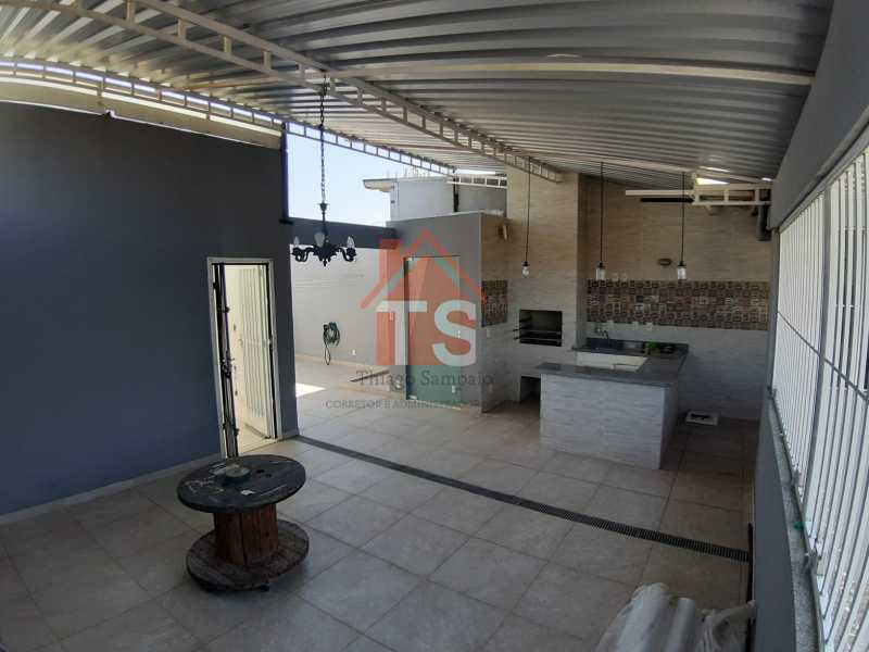e7de8224-70ae-4abf-b386-02a3e3 - Casa à venda Rua Lópes da Cruz,Méier, Rio de Janeiro - R$ 675.000 - TSCA40006 - 26