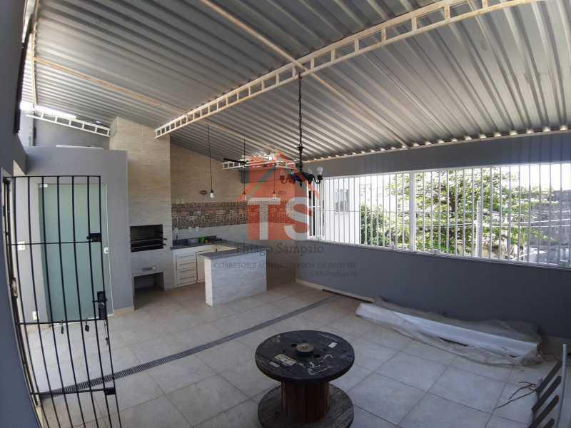 f21b0ce2-778d-4472-b19f-b407ae - Casa à venda Rua Lópes da Cruz,Méier, Rio de Janeiro - R$ 675.000 - TSCA40006 - 29