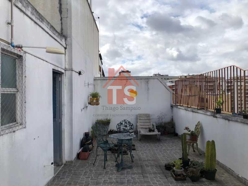 IMG_9650 - Cobertura à venda Rua Aquidabã,Méier, Rio de Janeiro - R$ 450.000 - TSCO30018 - 3