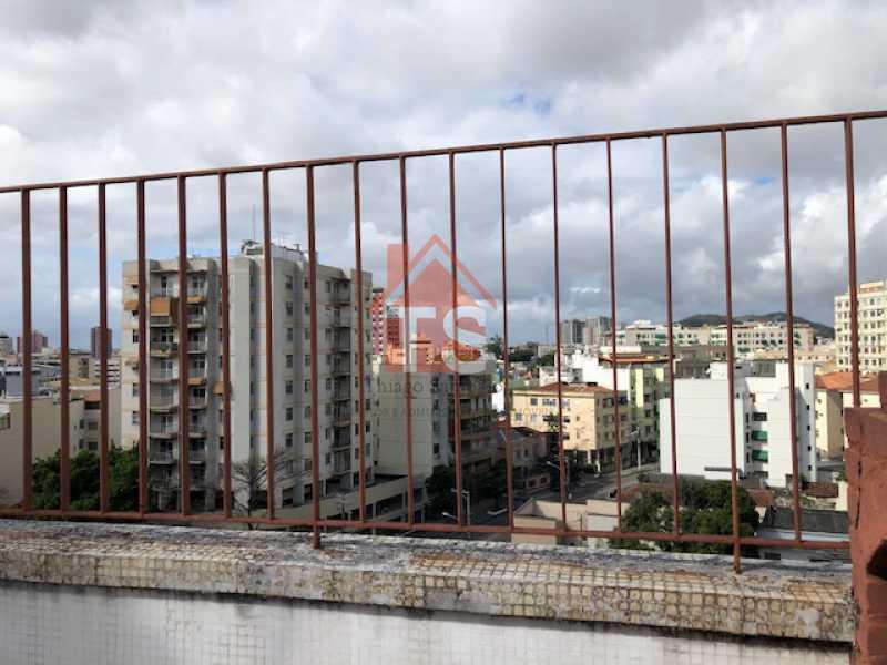 IMG_9652 - Cobertura à venda Rua Aquidabã,Méier, Rio de Janeiro - R$ 450.000 - TSCO30018 - 4