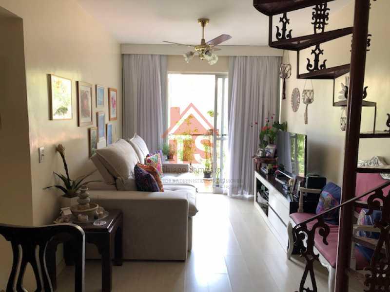 IMG_9668 - Cobertura à venda Rua Aquidabã,Méier, Rio de Janeiro - R$ 450.000 - TSCO30018 - 6