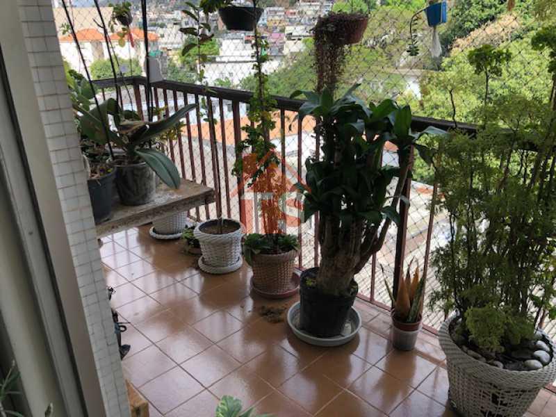 IMG_9669 - Cobertura à venda Rua Aquidabã,Méier, Rio de Janeiro - R$ 450.000 - TSCO30018 - 7