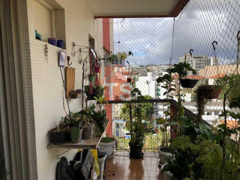 IMG_9670 - Cobertura à venda Rua Aquidabã,Méier, Rio de Janeiro - R$ 450.000 - TSCO30018 - 8