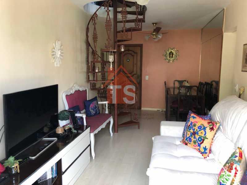 IMG_9671 - Cobertura à venda Rua Aquidabã,Méier, Rio de Janeiro - R$ 450.000 - TSCO30018 - 9
