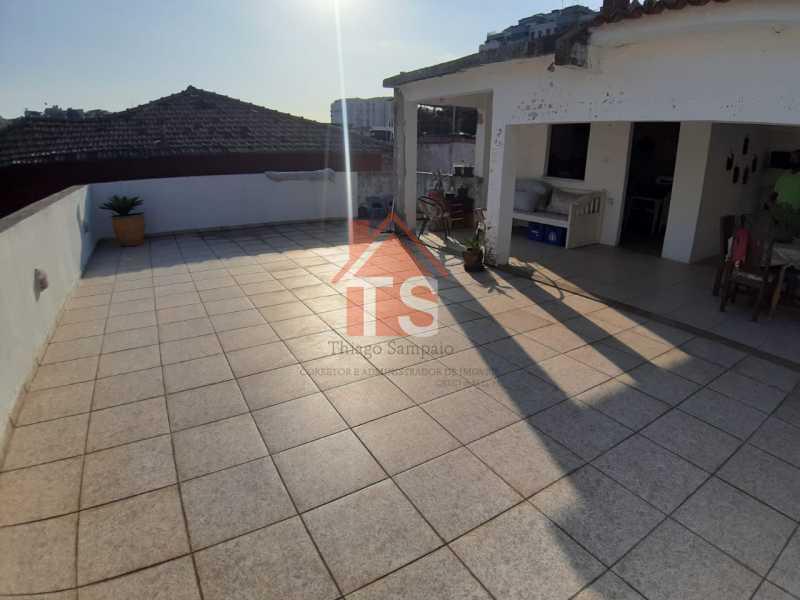 c9a64e96-6370-4658-b0a9-39418f - Casa de Vila à venda Rua José Bonifácio,Todos os Santos, Rio de Janeiro - R$ 630.000 - TSCV30013 - 1