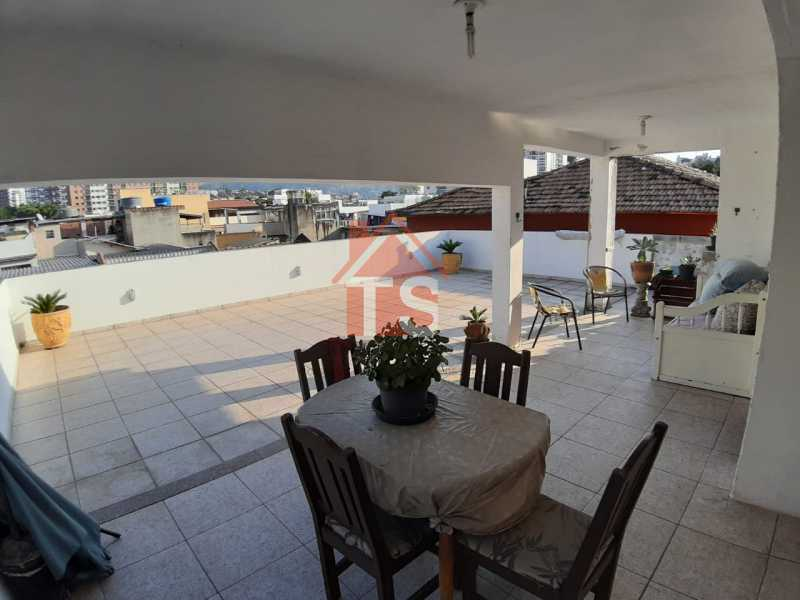 cfaf6d15-6bb9-44b0-96e0-5848b8 - Casa de Vila à venda Rua José Bonifácio,Todos os Santos, Rio de Janeiro - R$ 630.000 - TSCV30013 - 22