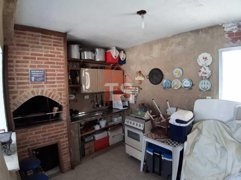 fe022112-c281-4ae4-8889-40f972 - Casa de Vila à venda Rua José Bonifácio,Todos os Santos, Rio de Janeiro - R$ 630.000 - TSCV30013 - 24