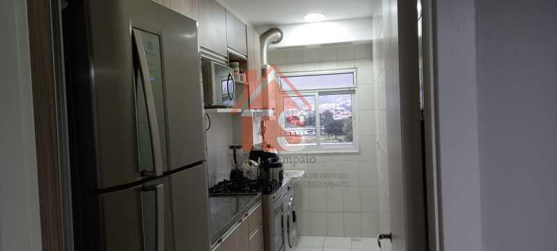 WhatsApp Image 2021-10-09 at 1 - Apartamento para alugar Avenida Dom Hélder Câmara,Engenho de Dentro, Rio de Janeiro - R$ 1.800 - TSAP20258 - 7