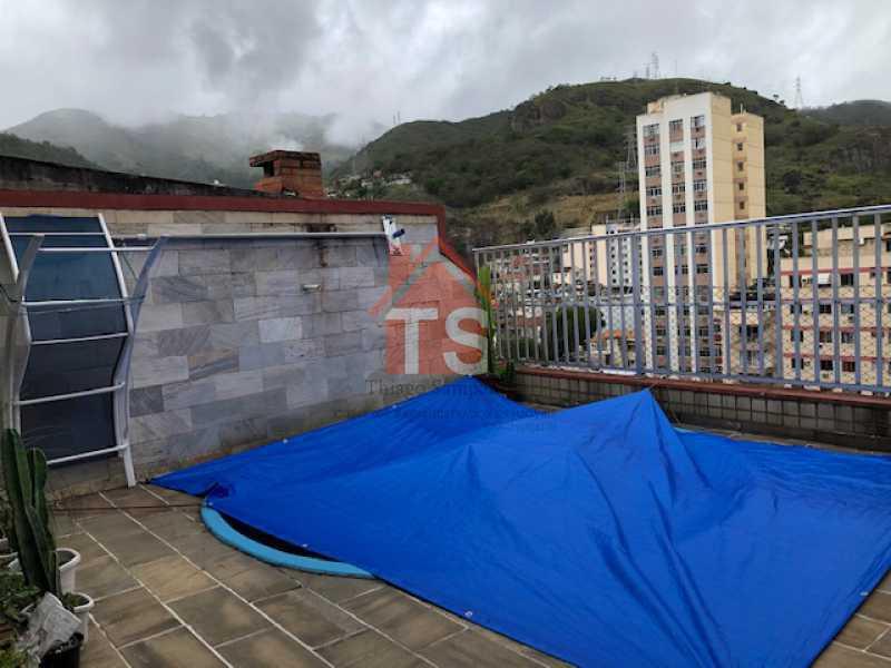 IMG_0511 - Cobertura à venda Rua Aquidabã,Méier, Rio de Janeiro - R$ 735.000 - TSCO40007 - 4