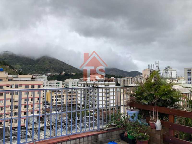 IMG_0514 - Cobertura à venda Rua Aquidabã,Méier, Rio de Janeiro - R$ 735.000 - TSCO40007 - 3