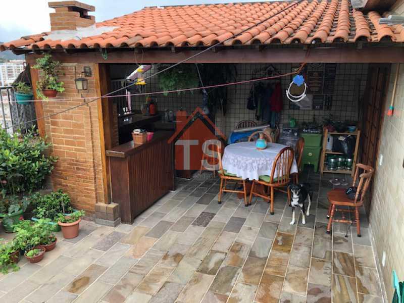 IMG_0516 - Cobertura à venda Rua Aquidabã,Méier, Rio de Janeiro - R$ 735.000 - TSCO40007 - 1