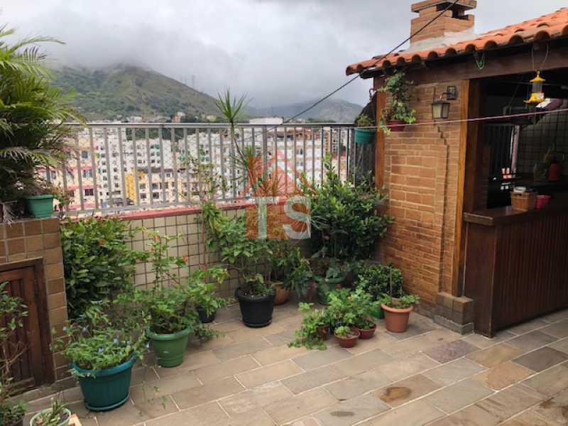 IMG_0518 - Cobertura à venda Rua Aquidabã,Méier, Rio de Janeiro - R$ 735.000 - TSCO40007 - 5