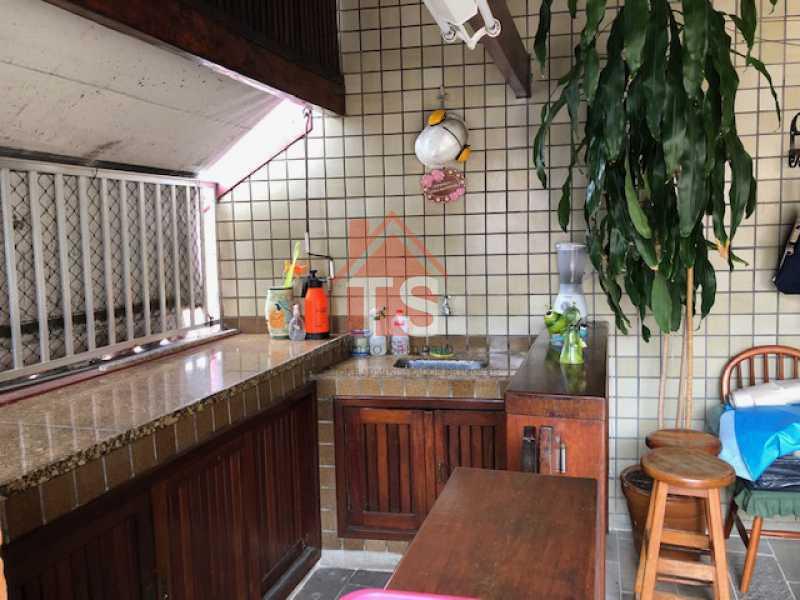 IMG_0520 - Cobertura à venda Rua Aquidabã,Méier, Rio de Janeiro - R$ 735.000 - TSCO40007 - 7