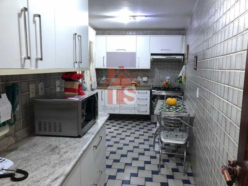 IMG_0530 - Cobertura à venda Rua Aquidabã,Méier, Rio de Janeiro - R$ 735.000 - TSCO40007 - 12