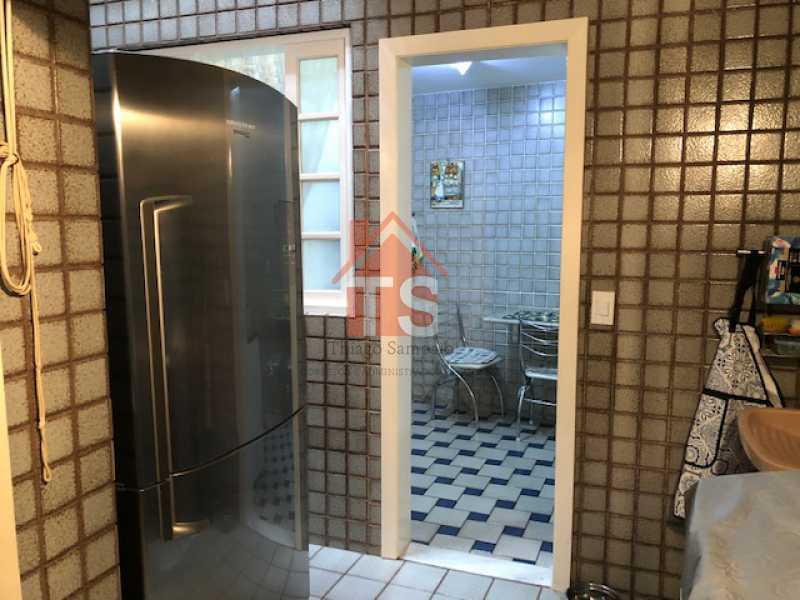 IMG_0535 - Cobertura à venda Rua Aquidabã,Méier, Rio de Janeiro - R$ 735.000 - TSCO40007 - 16