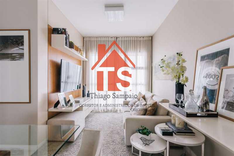 Apt Decorado - Apartamento À VENDA, Cachambi, Rio de Janeiro, RJ - TSAP20025 - 6