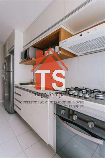 Cozinha Decorada 4 - Apartamento À VENDA, Cachambi, Rio de Janeiro, RJ - TSAP20025 - 10