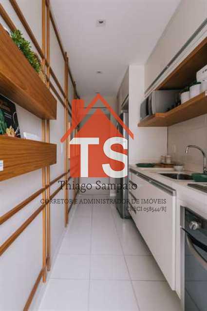Cozinha Decorada 5 - Apartamento À VENDA, Cachambi, Rio de Janeiro, RJ - TSAP20025 - 11