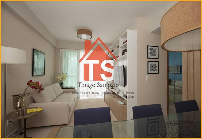 Apt decorado - Apartamento À VENDA, Engenho de Dentro, Rio de Janeiro, RJ - TSAP20026 - 3