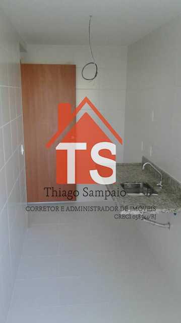 cozinha 2 - Apartamento À VENDA, Engenho de Dentro, Rio de Janeiro, RJ - TSAP20026 - 5