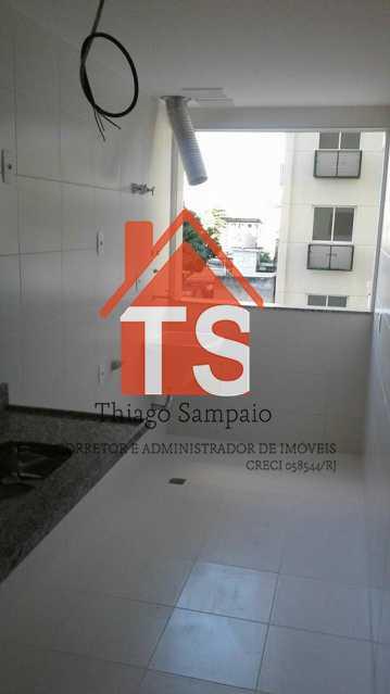 cozinha - Apartamento À VENDA, Engenho de Dentro, Rio de Janeiro, RJ - TSAP20026 - 7