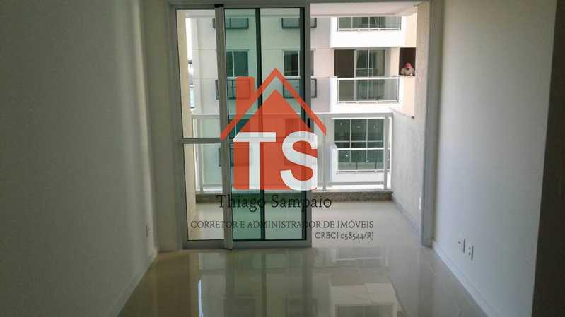 sala porcelanato - Apartamento À VENDA, Engenho de Dentro, Rio de Janeiro, RJ - TSAP20026 - 9
